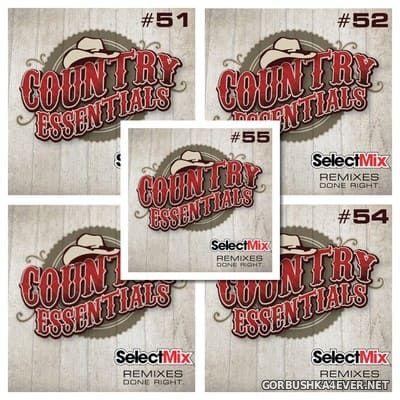 [Select Mix] Country Essentials vol 51 - vol 55 [2017-2018]