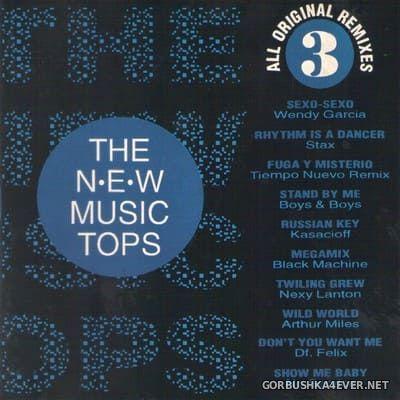 [Musica Maestro] The New Music Tops 3 [1992]