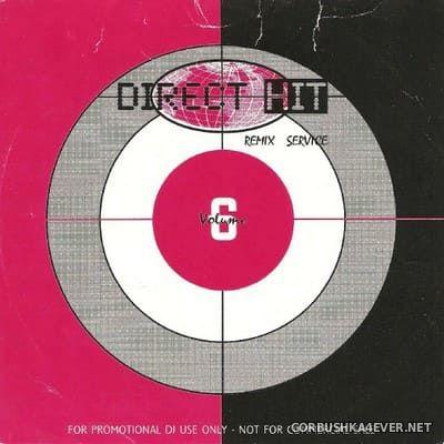 Direct Hit Remix Service vol 6 [1993]