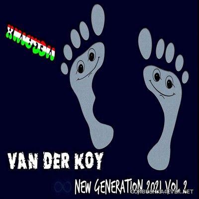 Van Der Koy - New Generation Megamix 2021 vol 2 [2021]