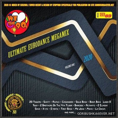 The Ultimate Eurodance Megamix [2020] by Serzh83