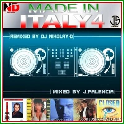 Made In Italy 4 [2021] Mixed by Jose Palencia