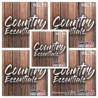 [Select Mix] Country Essentials vol 71 - vol 76 [2019-2021]