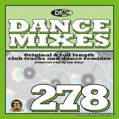 [DMC] Dance Mixes 278 [2021]