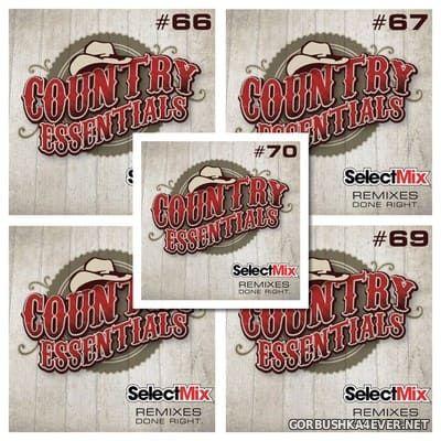 [Select Mix] Country Essentials vol 66 - vol 70 [2019]