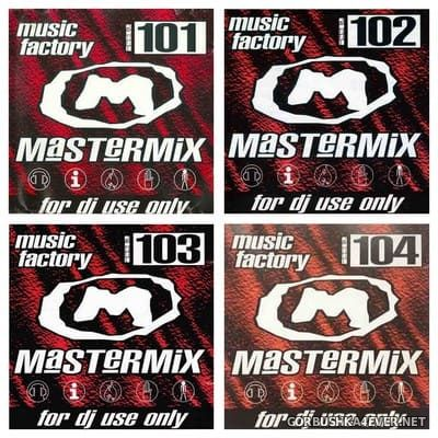 Music Factory Mastermix Issue 101 - 104 [1994-1995]