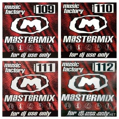 Music Factory Mastermix Issue 109 - 112 [1995]