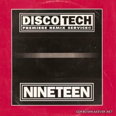 DiscoTech - 19 (Nineteen) [1993]