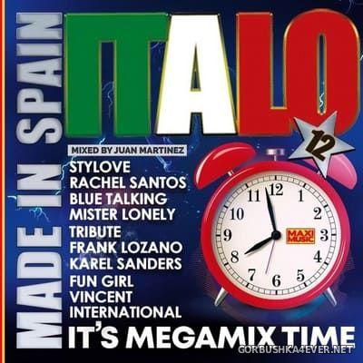 [Maxi Music] Italo Made In Spain vol 12 [2021] / 2xCD