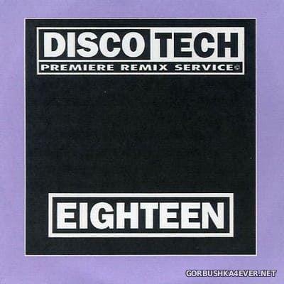 DiscoTech - 18 (Eighteen) [1993]