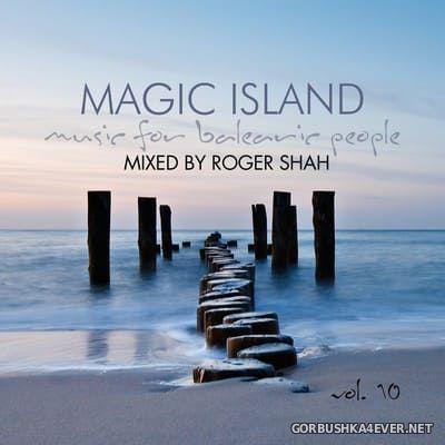 Magic Island vol 10 [2021] Mixed By Roger Shah