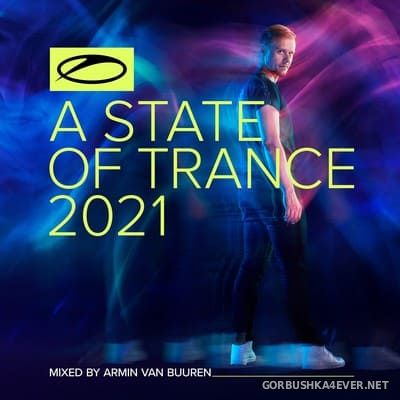 A State Of Trance 2021 [2021] / 2xCD / Mixed by Armin van Buuren