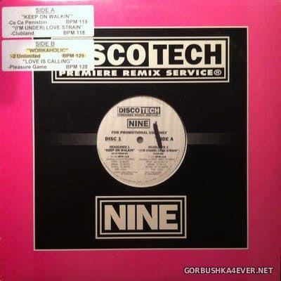 DiscoTech - 09 (Nine) [1992]