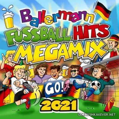 Ballermann Fussball Hits Megamix 2021