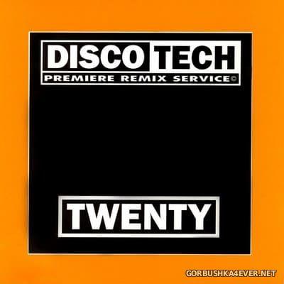 DiscoTech - 20 (Twenty) [1993]