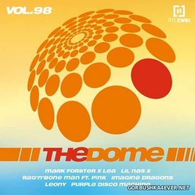 The Dome vol 98 [2021] / 2xCD