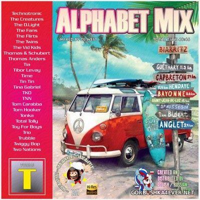 DJ West - Alphabet Mix - volume T [2021]