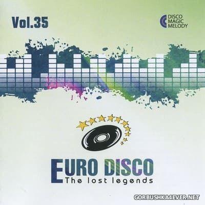 Euro Disco - The Lost Legends vol 35 [2020]