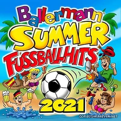 Ballermann Summer (Fussball Hits 2021) [2021]
