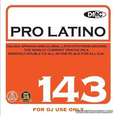[DMC] Pro Latino vol 143 [2021] / 2xCD