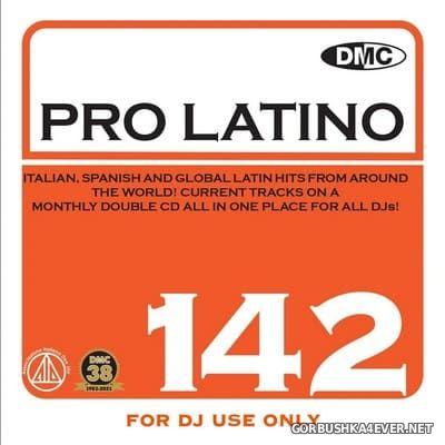 [DMC] Pro Latino vol 142 [2021] / 2xCD