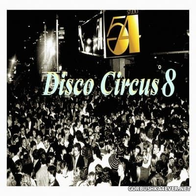 Marc Hartman - Disco Circus 8 [2021]