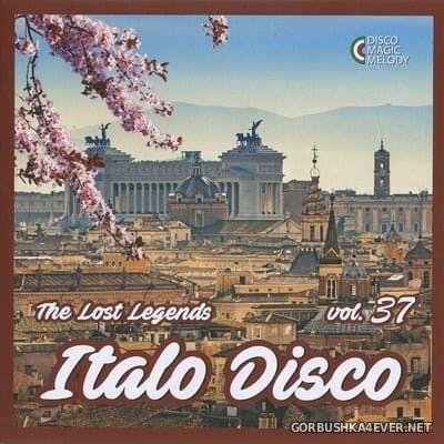 Italo Disco - The Lost Legends vol 37 [2020]