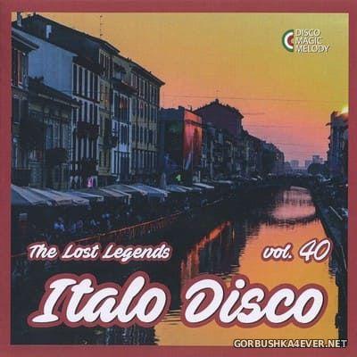 Italo Disco - The Lost Legends vol 40 [2020]