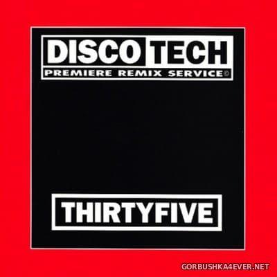 DiscoTech - 35 (ThirtyFive) [1995]