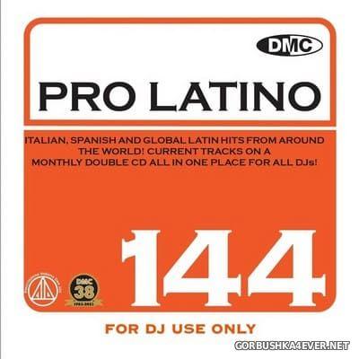 [DMC] Pro Latino vol 144 [2021] / 2xCD