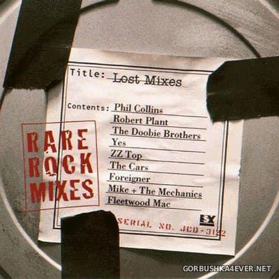 [Generation X] Lost Mixes - Rare Rock Mixes [1994]