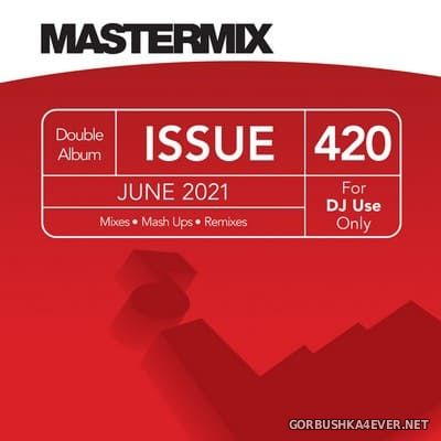 Mastermix Issue 420 [2021] June / 2xCD