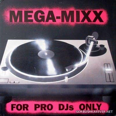 Mega-Mixx Issue 1 [1990]