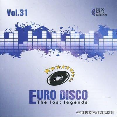 Euro Disco - The Lost Legends vol 31 [2020]