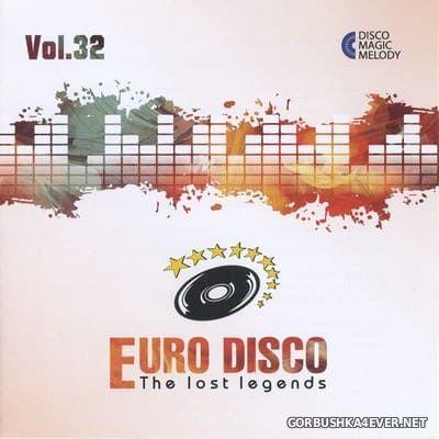 Euro Disco - The Lost Legends vol 32 [2020]