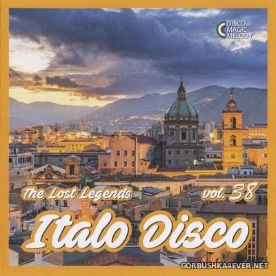 Italo Disco - The Lost Legends vol 38 [2020]
