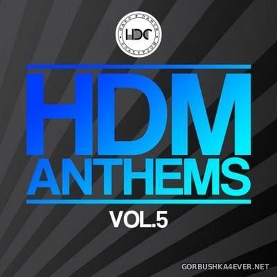 [Hard Dance Coalition] HDM Anthems vol 5 (DJ Mixes) [2021]