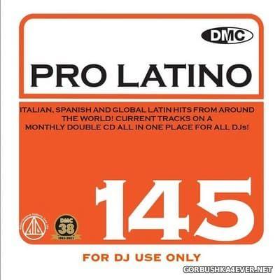 [DMC] Pro Latino vol 145 [2021] / 2xCD