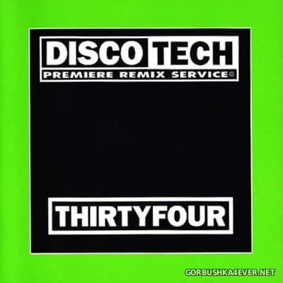 DiscoTech - 34 (ThirtyFour) [1995]