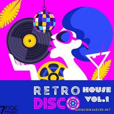 [7AGE Music] Retro Disco House vol 1 [2021]