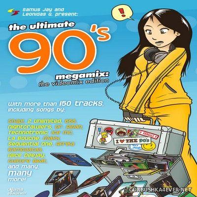 DJ Samus Jay - The Ultimate 90s Megamix vol 1 [2012] Videomix Edition