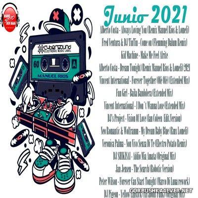 DJ Manuel Rios - Junio Mix 2021