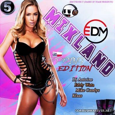 Damismania EDM Mixland vol 5 [2021]