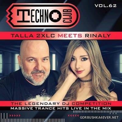 Techno Club vol 62 [2021] / 2xCD