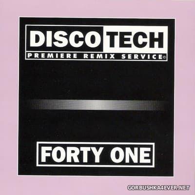 DiscoTech - 41 (FortyOne) [1996]