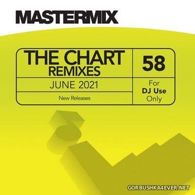 [Mastermix] The Chart Remixes vol 58 [2021]