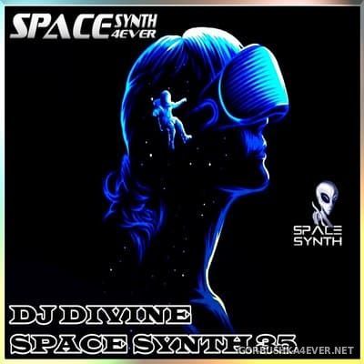 DJ Divine - Space Synth Mix 35 [2021]