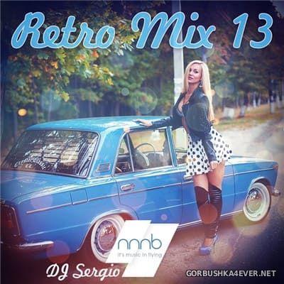 DJ Sergio - Retro Mix 13 [2020]