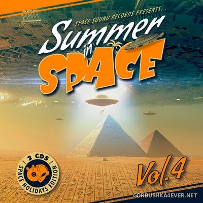 Summer In Space vol 4 [2021] / 2xCD
