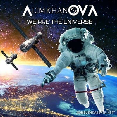 AlimkhanOV A. - We Are The Universe [2021]